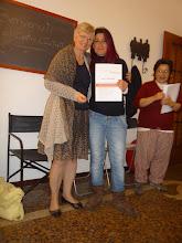 Photo: Si consegna a Cinzia!