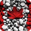 Canada Flags Live Wallpaper icon