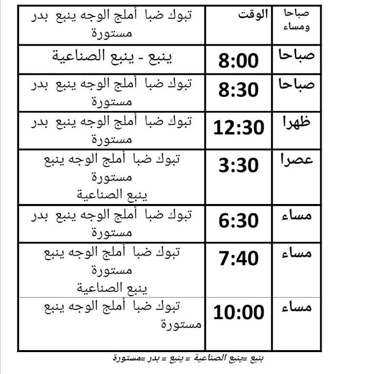 مقدما احذر يتظاهر سابتكو جدول الرحلات Sjvbca Org