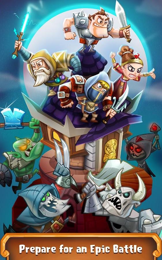 Tower Knights- screenshot