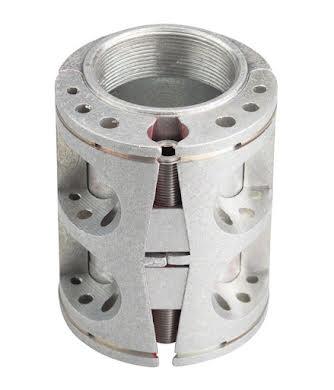 Problem Solvers Bushnell Eccentric Bottom Bracket - Lightweight, 68mm x 54mm alternate image 0