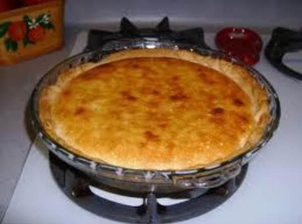 Lemon Cake Pie Recipe