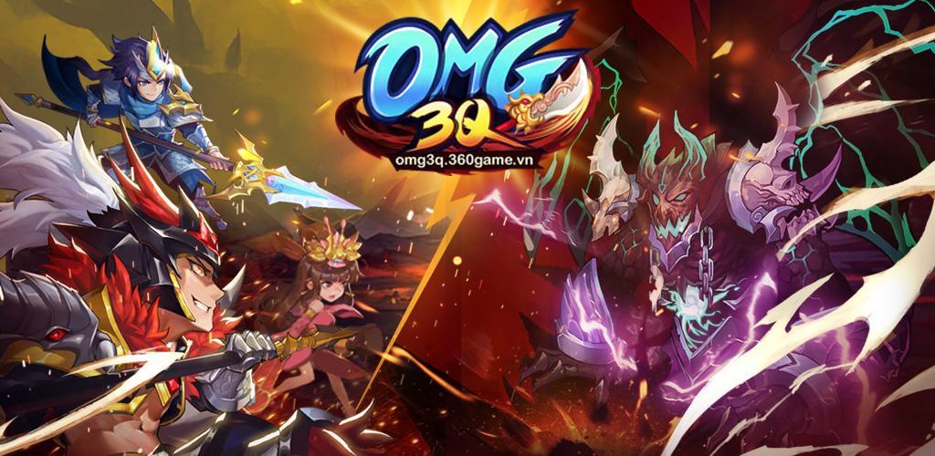 OMG 3Q – Game đấu tướng chiến thuật thẻ bài cực mạnh #1 Hàn Quốc đã đến  Việt Nam