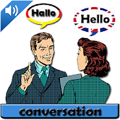 Learn english german conversation