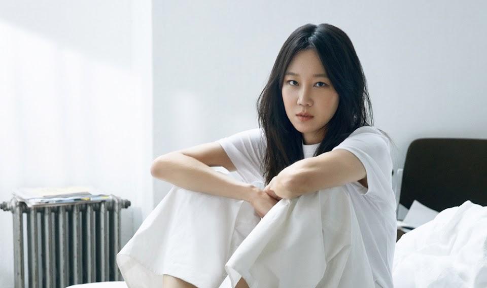 gong hyo jin elle