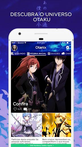 Anime Amino em Portuguu00eas 2.2.27032 screenshots 1