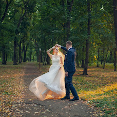 Wedding photographer Olga Kolodkina (fotoolga48). Photo of 07.11.2018