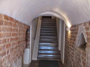 Photo: ... w starej kamieniczce mieści się Rogalowe Muzeum Poznania.