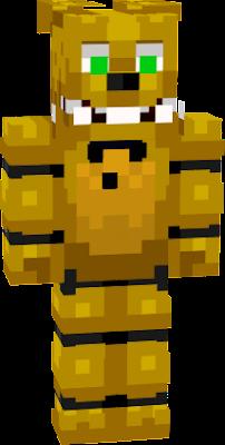 Skin Minecraft Novaskin