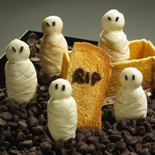 Mummy Cookies.