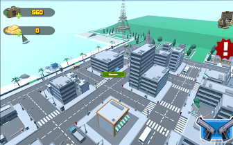 Vice City:Clash of Seattle - screenshot thumbnail 08