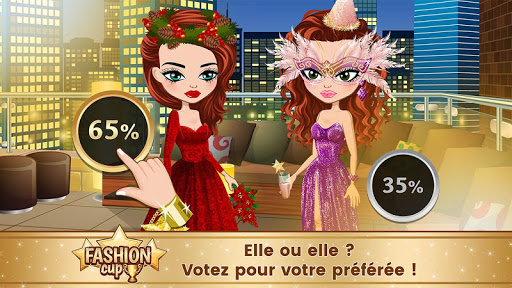 Fashion Cup - Duel de Mode  captures d'u00e9cran 2