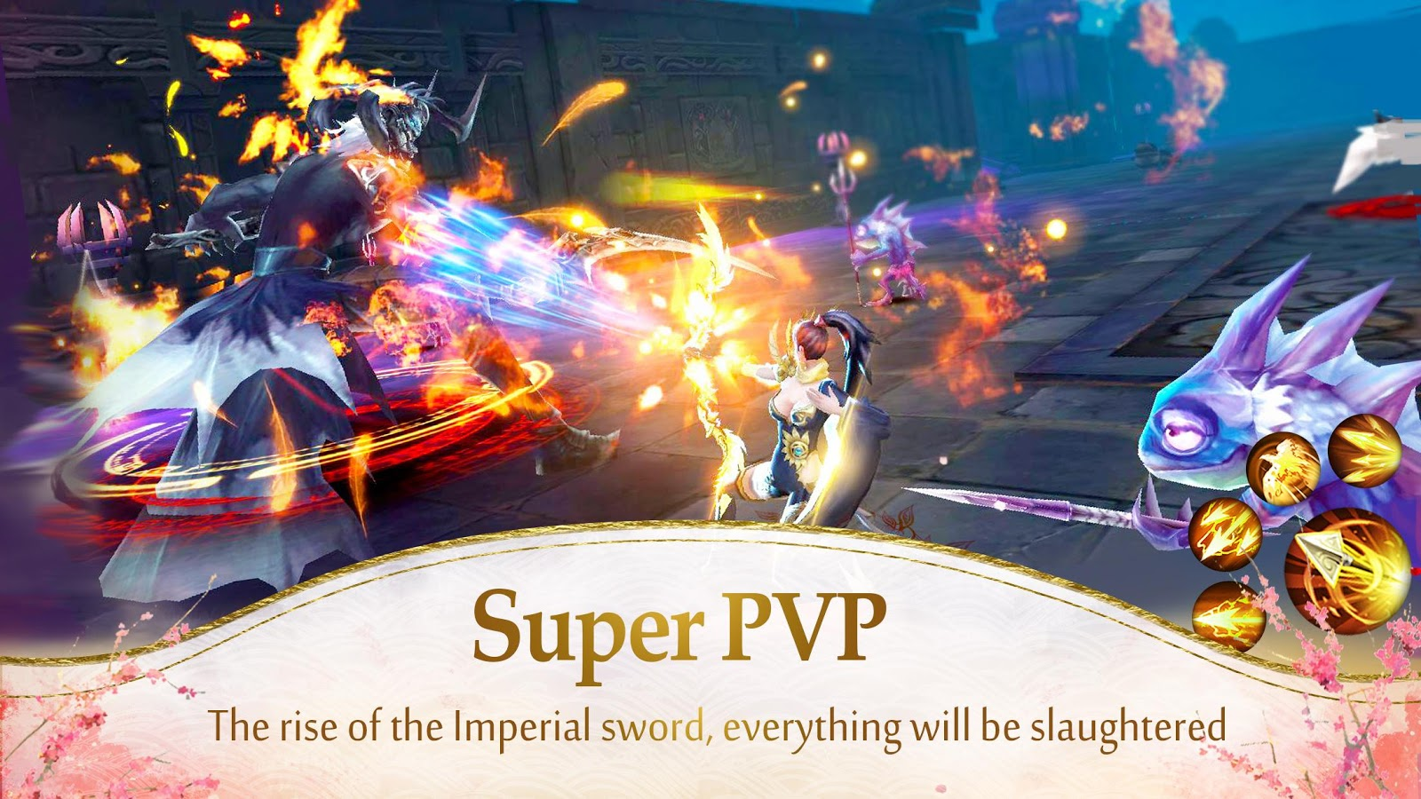 Immortal Swords- screenshot