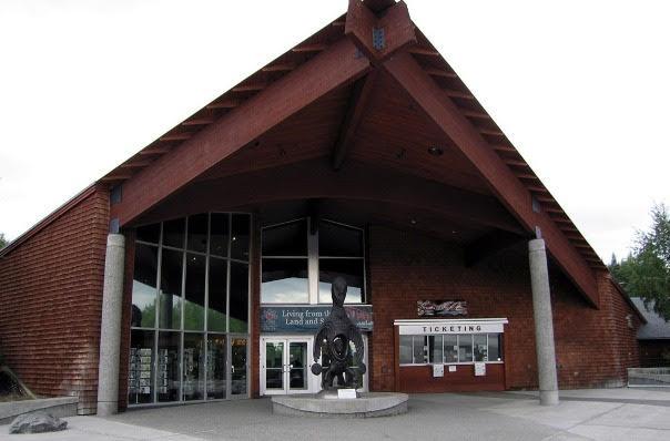 Alaska Native Heritage Centre