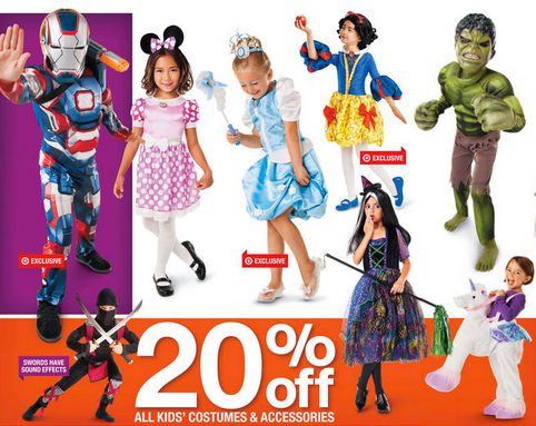 Image result for child halloween costume ads