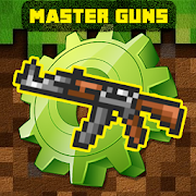 Master Guns Mod For MCPE