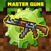 Master Guns Mod For MCPE
