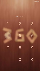 360 Locker theme screenshot 4