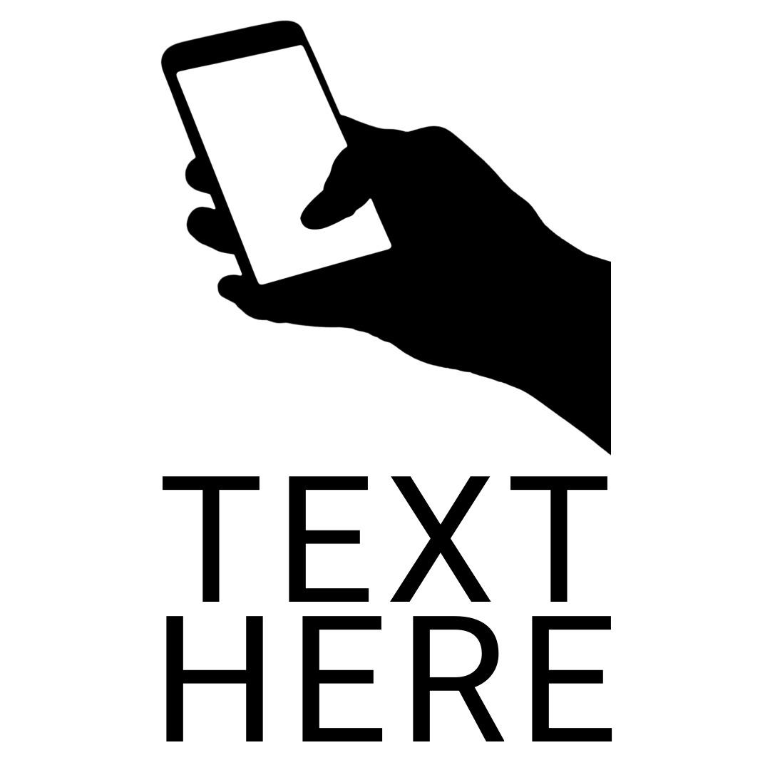 phone logo typing
