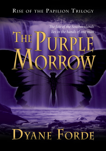Dyane Forde, purple morrow cover