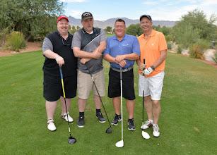 Photo: Eric Sirkow, Harry Chandler, Mike Burke, Rick Wenzel