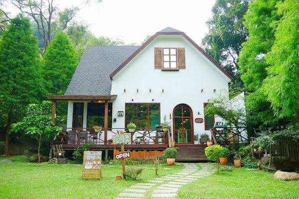 漫時光咖啡:位於三義山城的浪漫景點餐廳,享受平日靜謐的下午茶時光