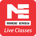 MADE EASY Live Classes Icon