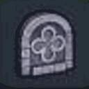 石のレリーフ