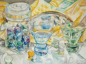 Photo: watercolor study