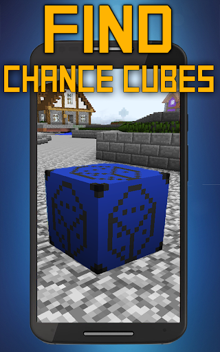 Mod Chance Cubes for Minecraft