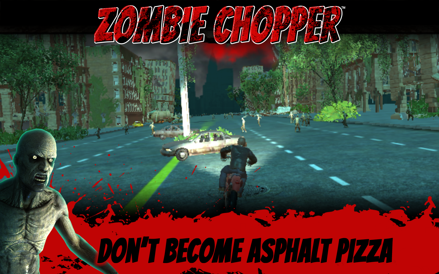 Zombie-Chopper- screenshot