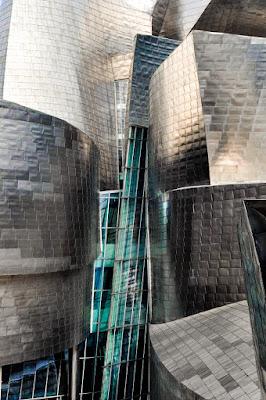 dettaglio del Guggenheim di Bilbao di GiadaN