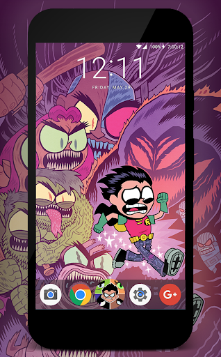 Teen Titans Go! Wallpapers image 4