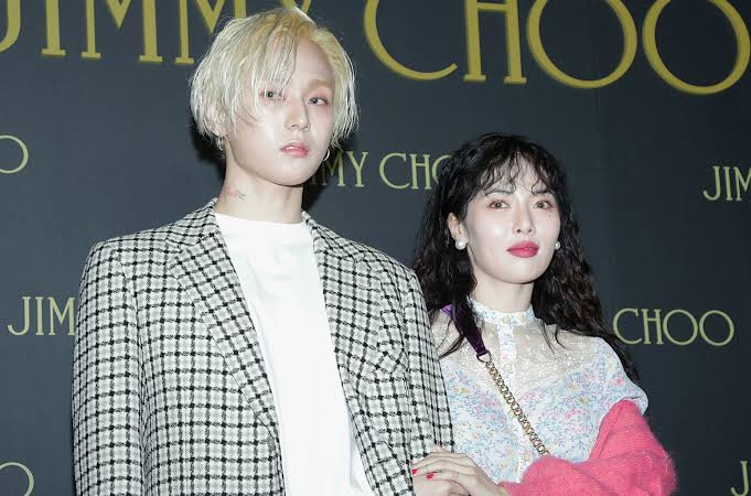 hyuna and edawn