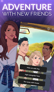Fictif: Visual Novels Mod Apk (FREE PREMIUM CHOICES) 9