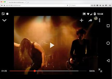 Screen Stream Mirroring 4