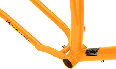 Surly Karate Monkey Frameset - Toxic Tangerine alternate image 3