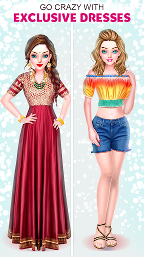 Princess Fashion Designer - Girls Dress Up Games 1.0.17 screenshots 7