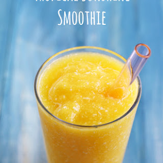 Tropical Morning Smoothie. Recipe