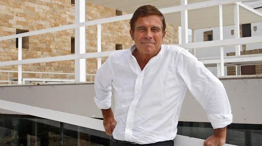 Alberto Campo Baeza repasa su obra arquitectónica en Almería