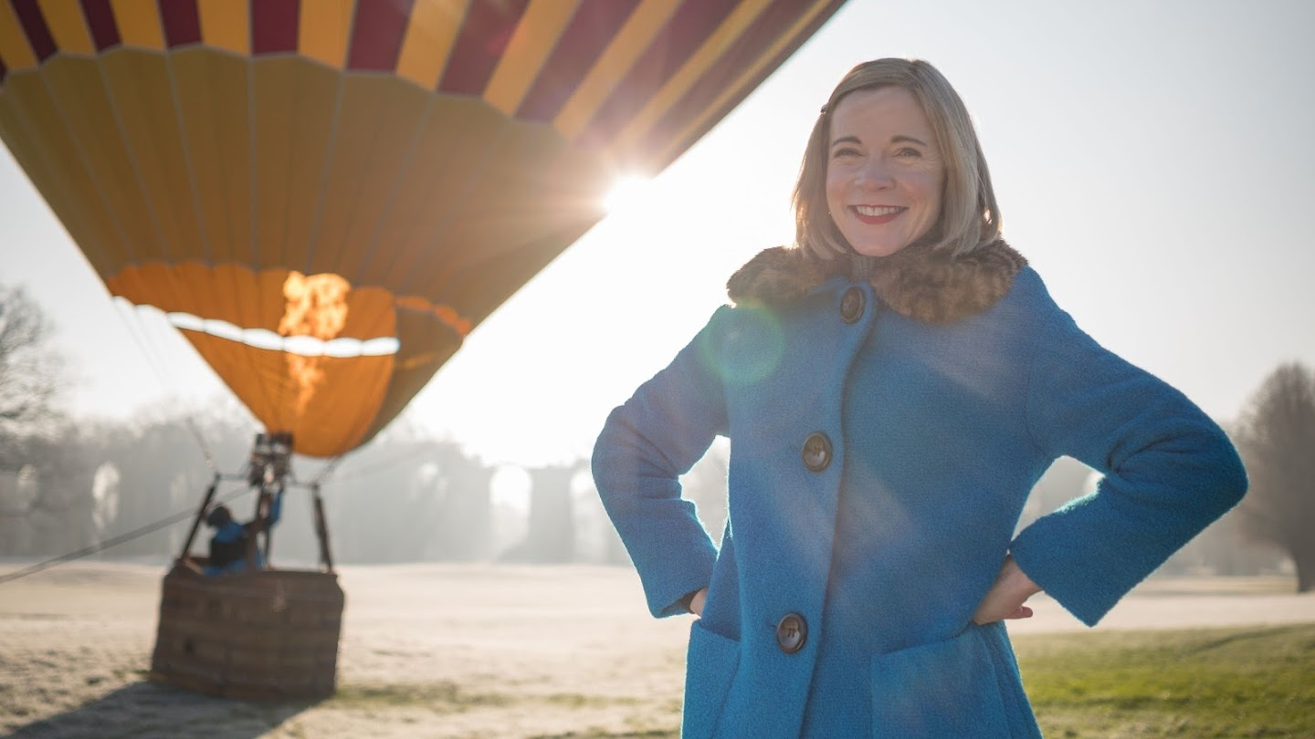 Watch Royal History's Biggest Fibs with Lucy Worsley live