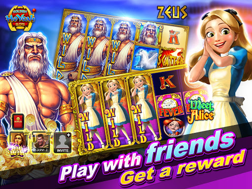 Slots (Golden HoYeah) - Casino Slots 2.5.2 screenshots 13