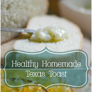 Homemade Healthy Texas Toast