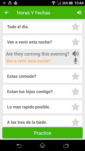 Learn English Conversation 3.7 screenshots 2