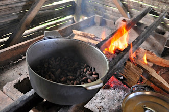 Photo: Step two: roast the seeds
