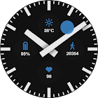 SwissClock Watch Face icon