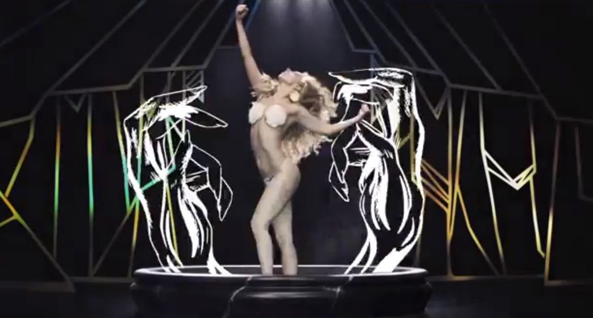 *猶如「維納斯的誕生」:Lady Gaga 即將重生於掌聲之中! 2