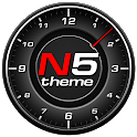 N5_Theme for Car Launcher app icon