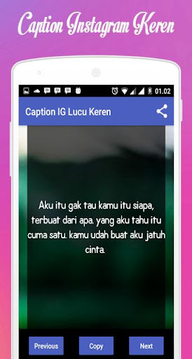 Download Caption Ig Lucu Keren Google Play Softwares Az47uhip7yc2