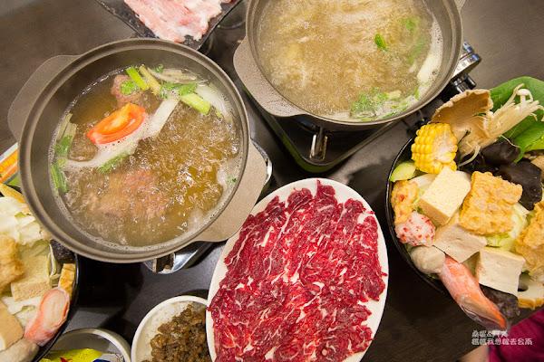 鴻牛溫體牛肉個人鍋中華店